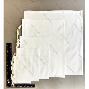 Мешки для проб из бязи отбеленной - 142 г/м²