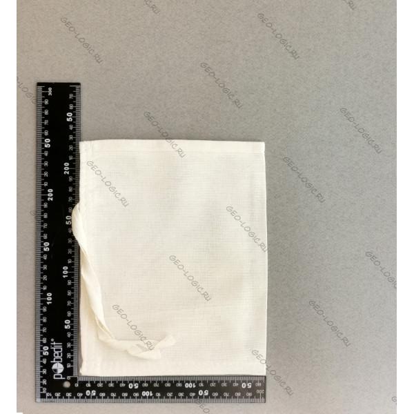 Мешок для проб из саржи 15x20