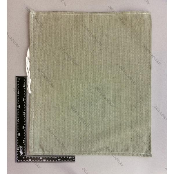 Брезентовый мешок для проб 40x50